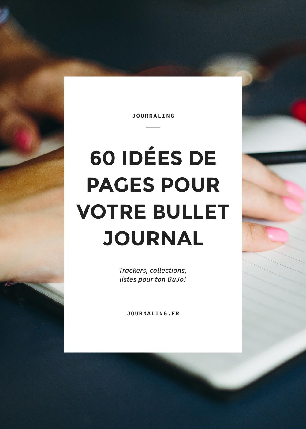 60-idees-bullet-journal