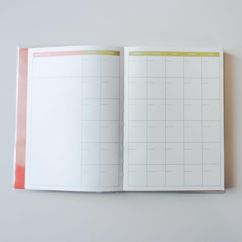 agenda-perpetuel-journalier-monthly-plan
