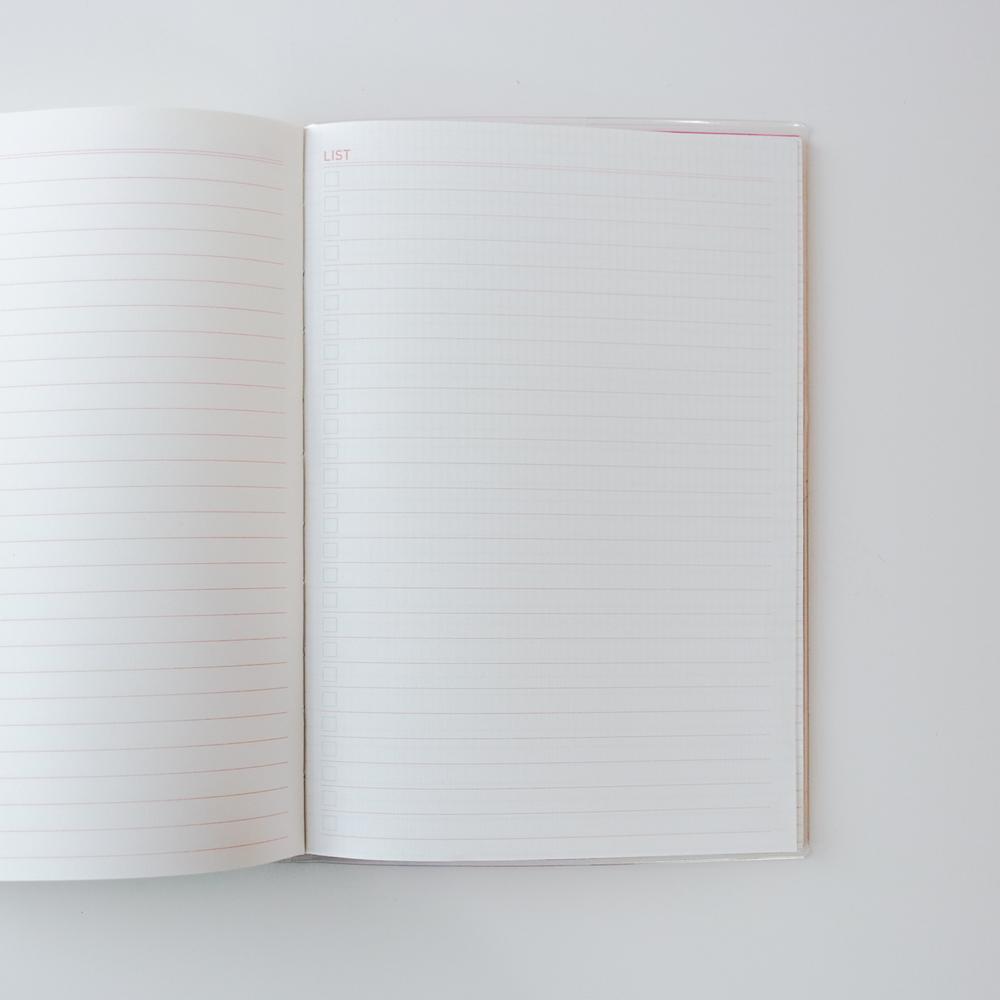 agenda-semainier-listes