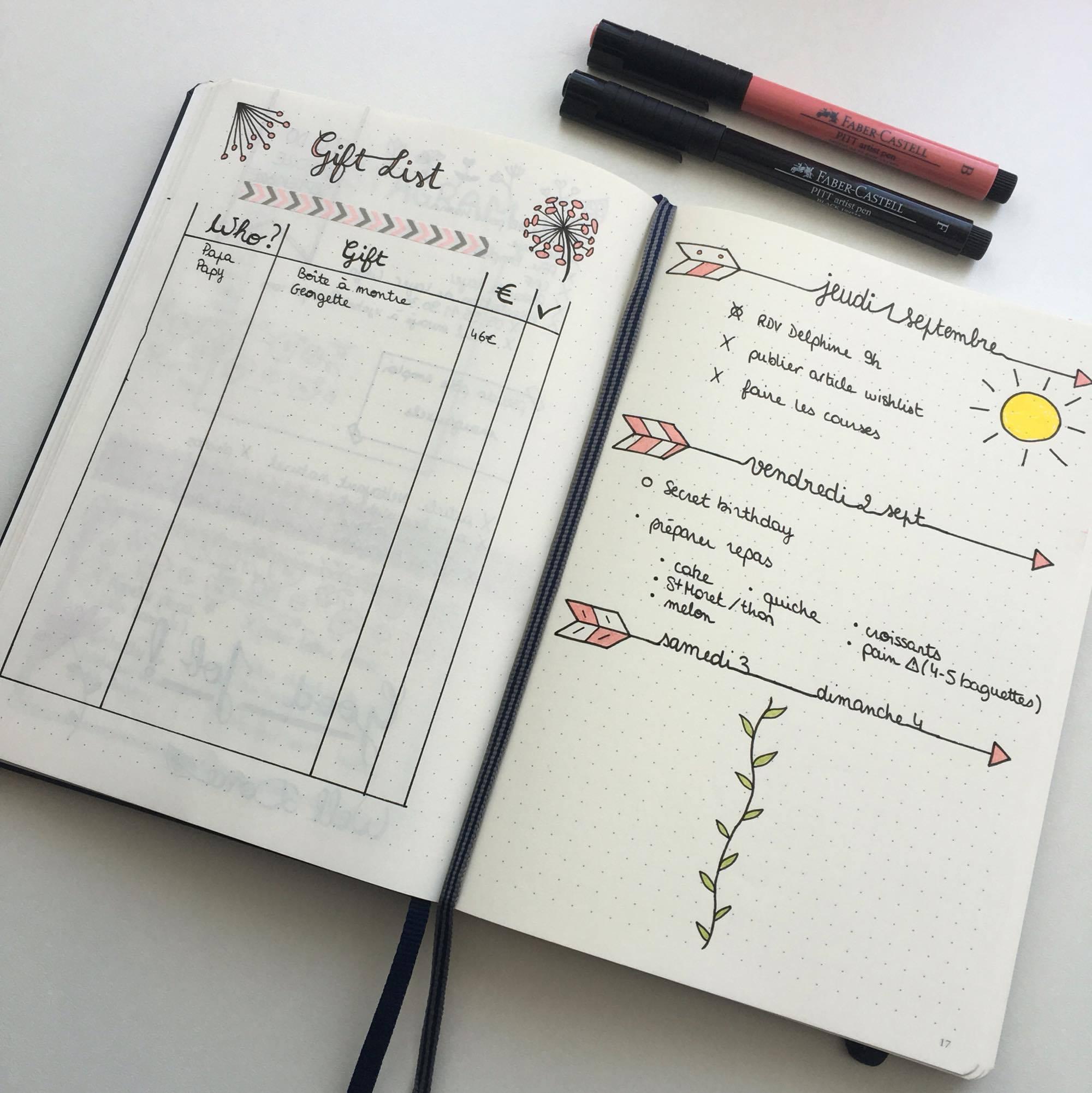 bullet-journal-minimaliste-3