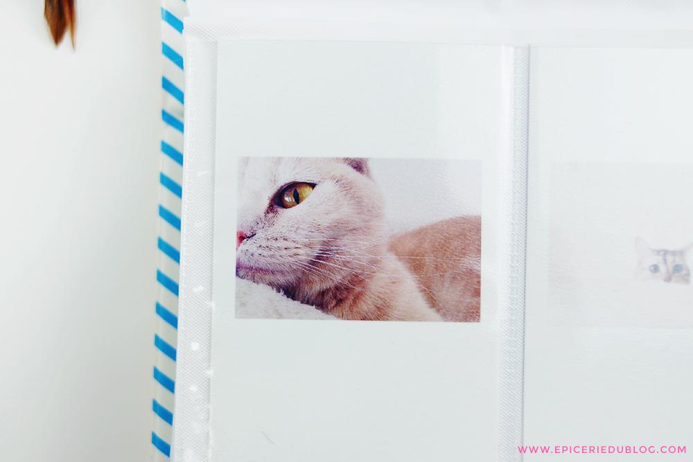 Mes romans-photos / albums mini Instax!