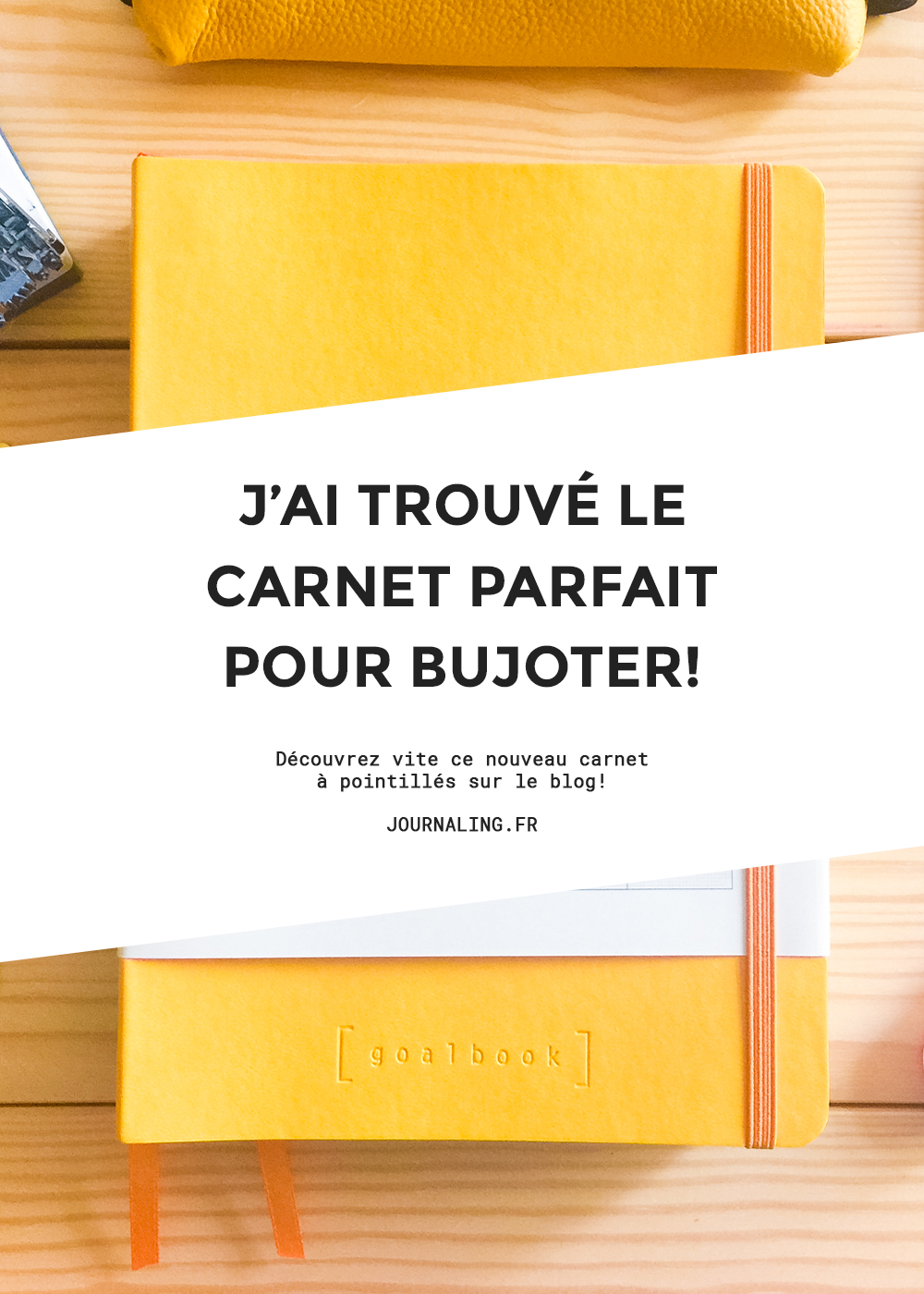 Bullet Journal: le carnet pointillés (presque) parfait!