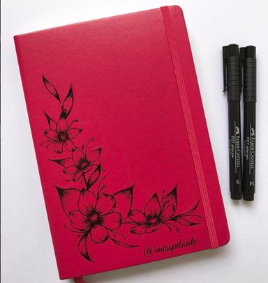 bullet-journal-rouge