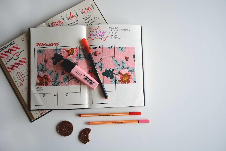 bulletjournal-calendrier