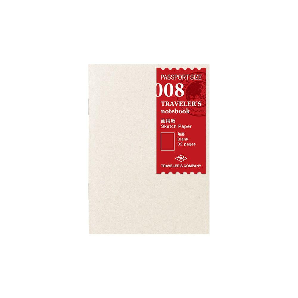 traveler's notebook 008 midori
