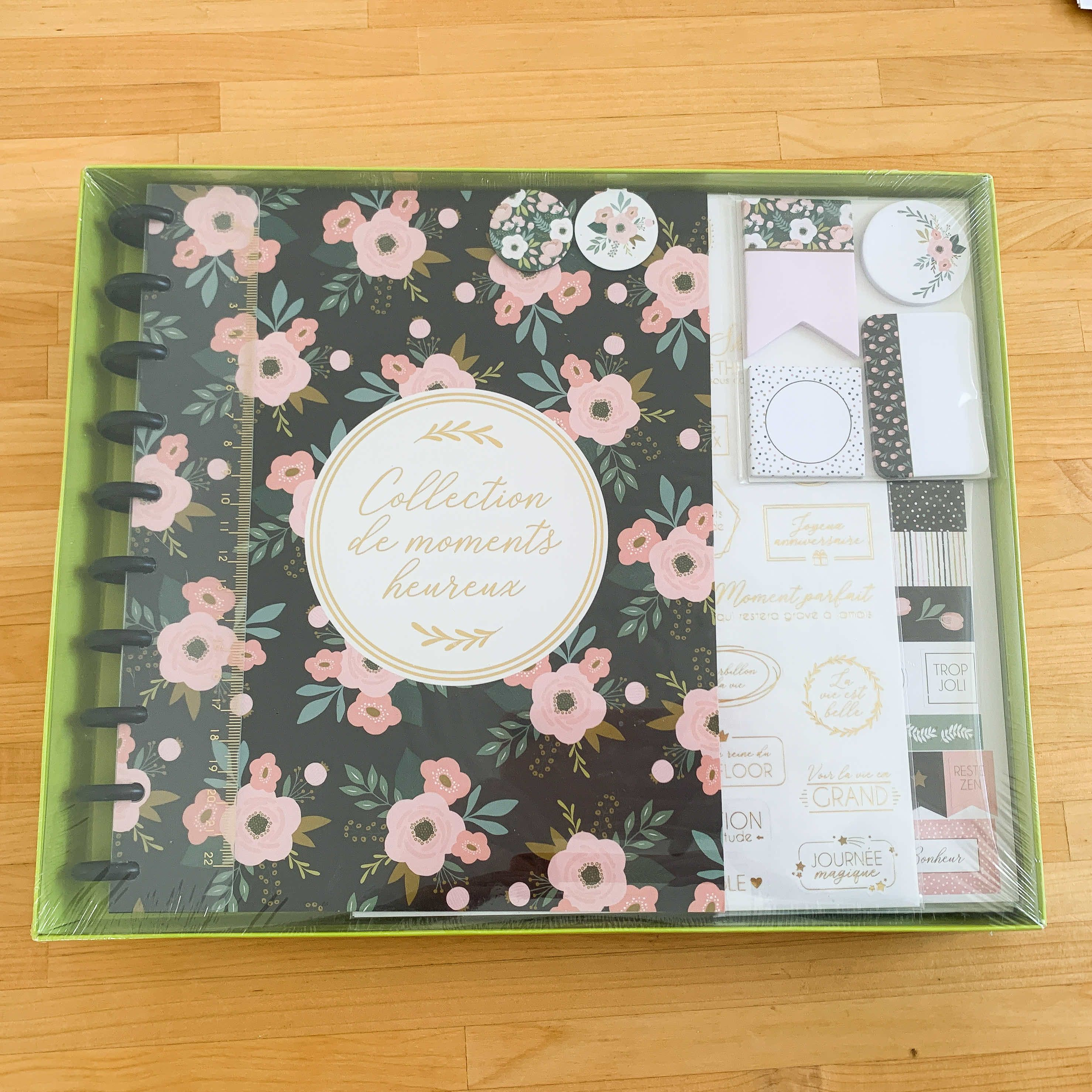 Kit planner féminin