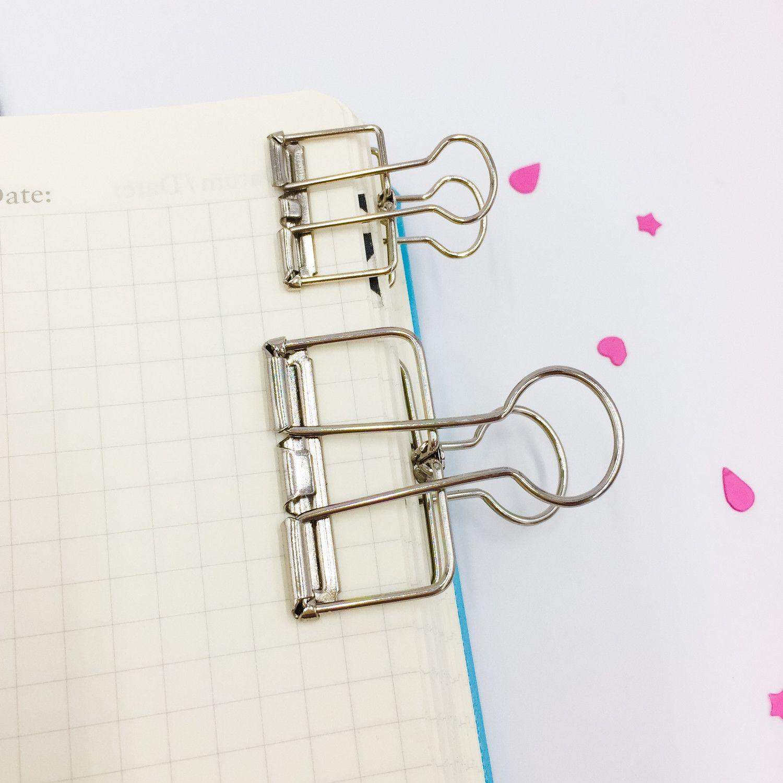 pince bullet journal
