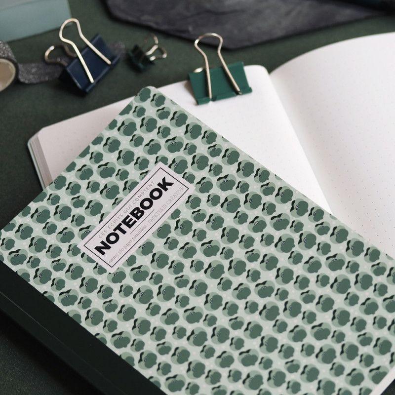 Carnet pointillés A5 pas cher pour Bullet Journal