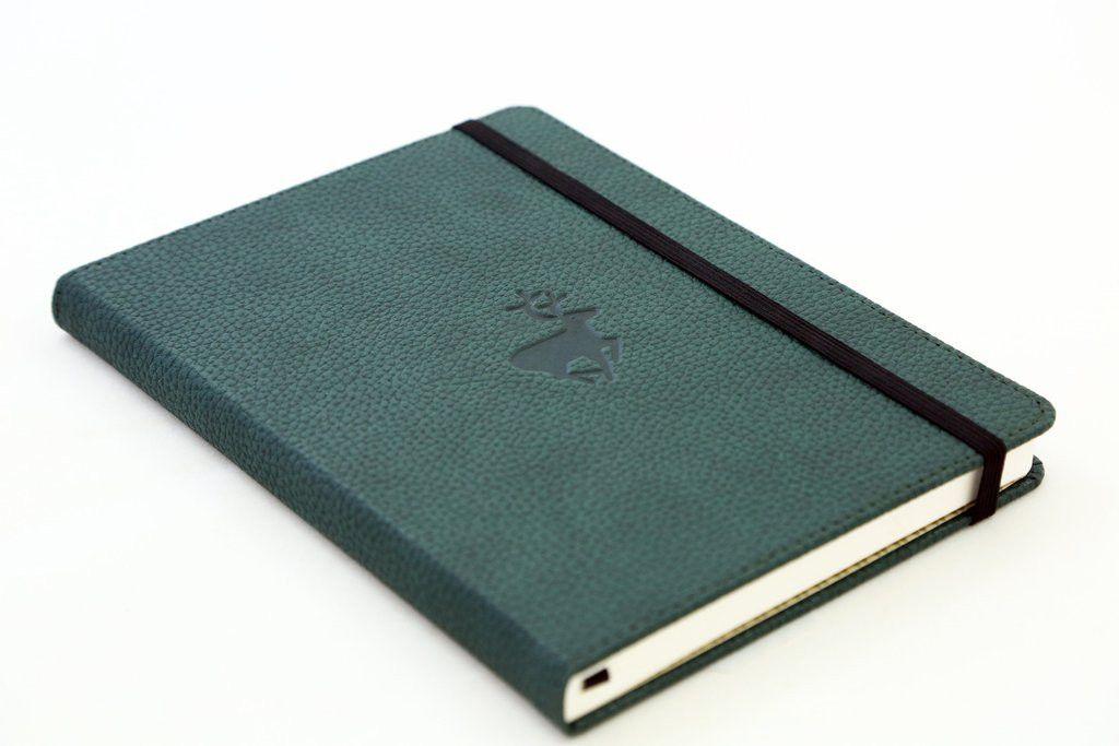 carnet dingbats vert