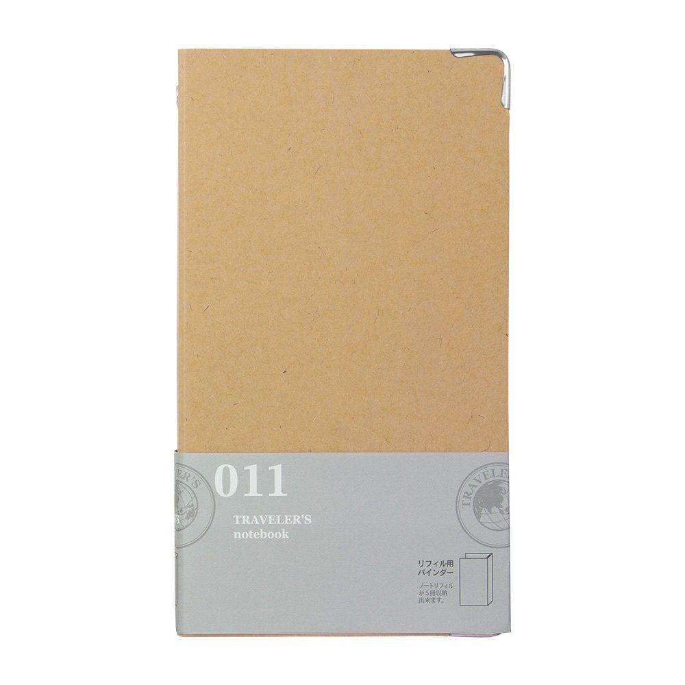Traveler's Notebook - Midori 011 (classeur archivage)