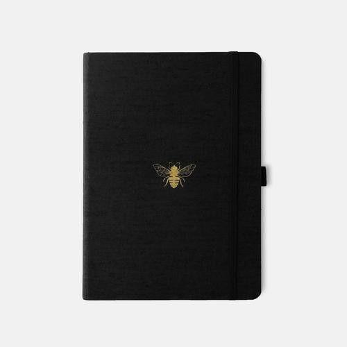 Dingbats* Pro carnet pointillés Premium, couverture façon lin eco-friendly