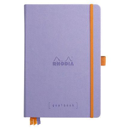 Rhodia Goalbook couverture rigide / Iris