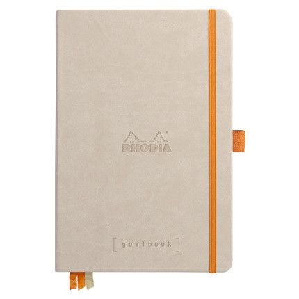 Rhodia Goalbook couverture rigide / Sable