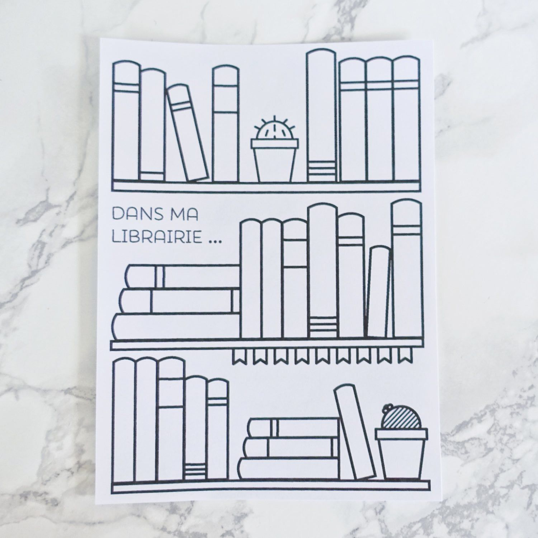 Sticker bujo - Livres