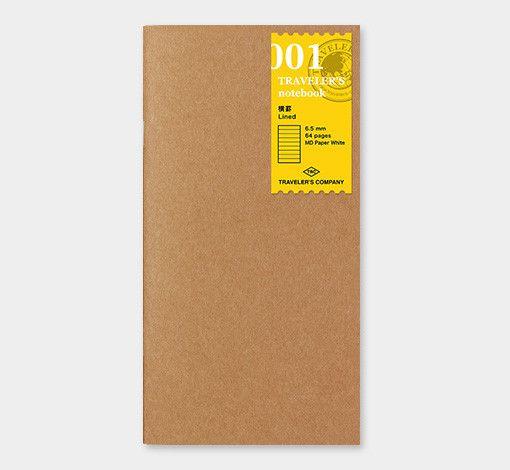 Traveler's Notebook Midori 001