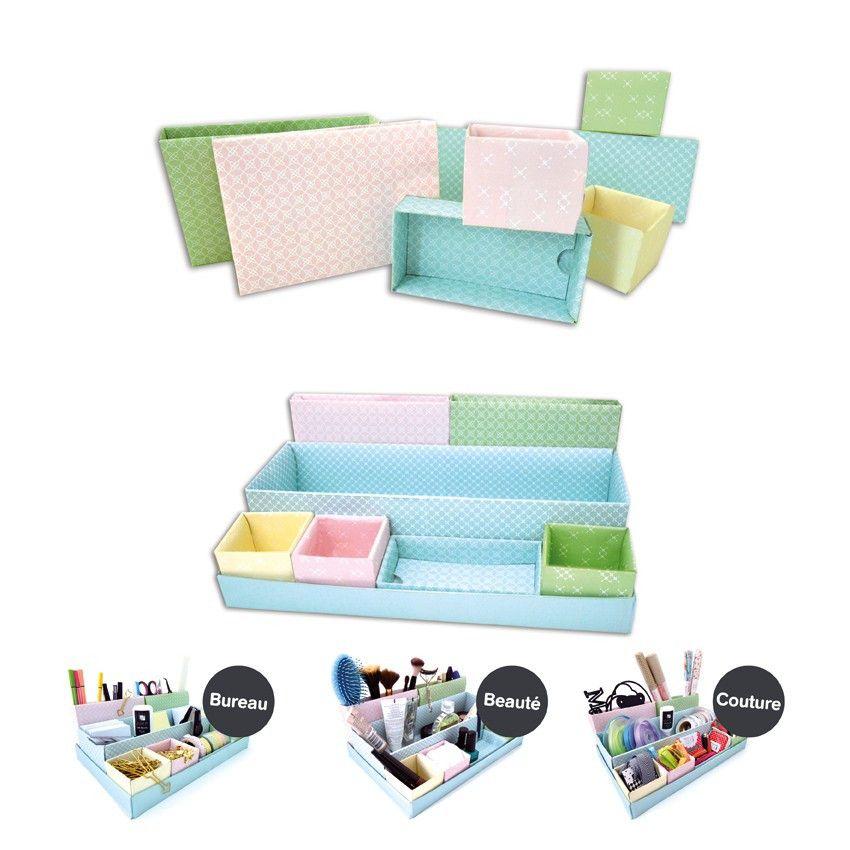 organiseur bureau pastel monter. Black Bedroom Furniture Sets. Home Design Ideas