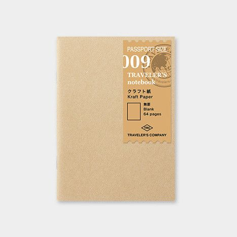 Traveler's Notebook 009 midori