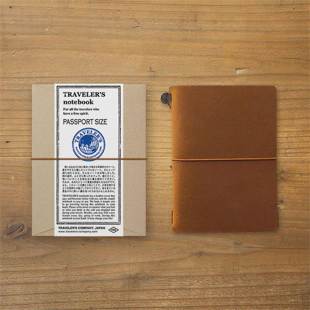 carnet midori passeport camel