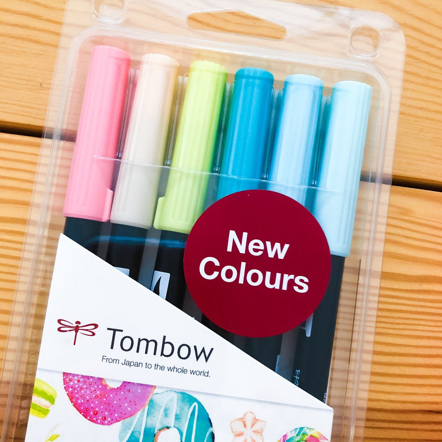 feutres tombow candy