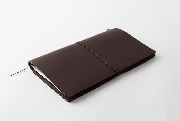traveler's notebook cuir