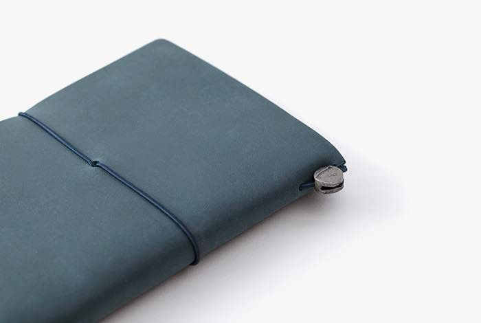 TRAVELER´S Notebook bleu