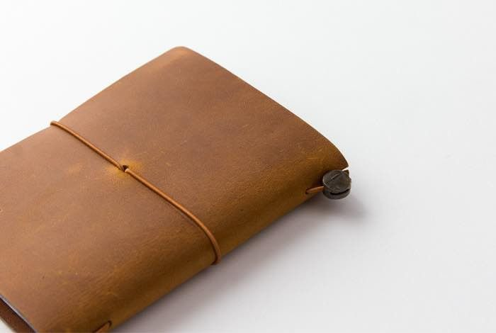 Carnet TRAVELER´S Notebook camel