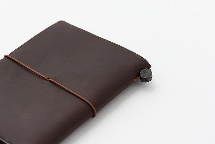 Carnet TRAVELER´S Notebook cuir marron