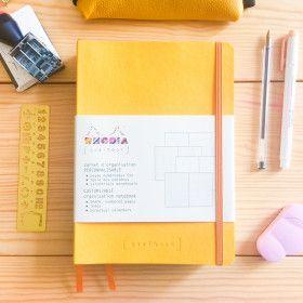Rhodia Goalbook, Carnet spécial BUJO, Pointillés
