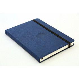 Carnet pointillés Dingbats* Wildlife bleu