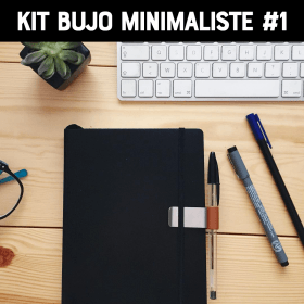 Kit Bullet Journal®: minimaliste #1