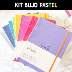 Kit Bullet Journal®: Pastel Maniac !