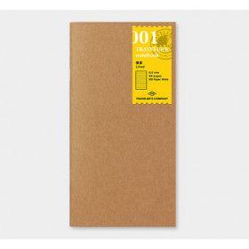 Recharge Traveler's Notebook - Midori 001 (lignes)