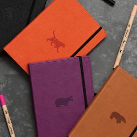 Carnet pointillés Dingbats* Wildlife