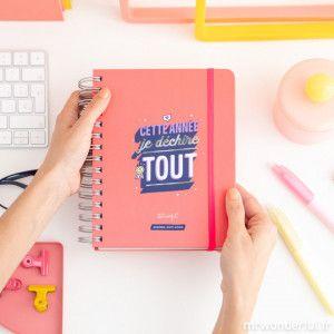 Agenda mr wonderful / sketch journalier / 2020