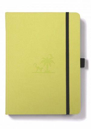 dingbats édition bullet journal vert