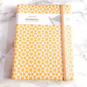 Filofax Notebooks Impressions, carnet spirale A5 rechargeable