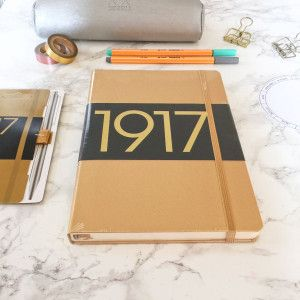 leuchtturm1917 metallic or