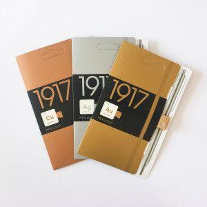 Leuchtturm1917 Metallic: Pen-loop / Porte-stylo