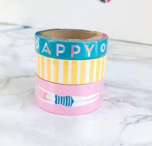 masking tape happy