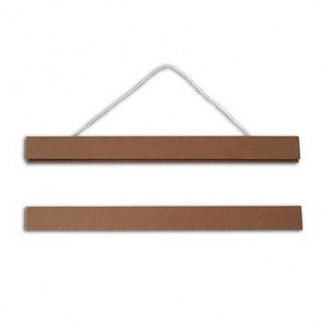 Baguettes magnétiques pour affiche et poster