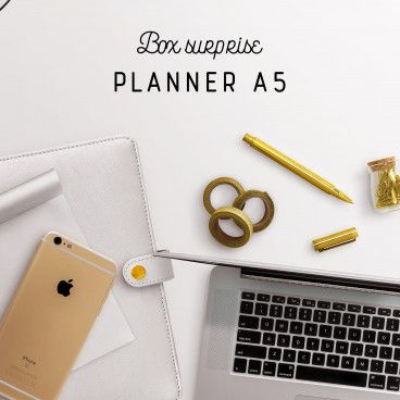 planner box taille M
