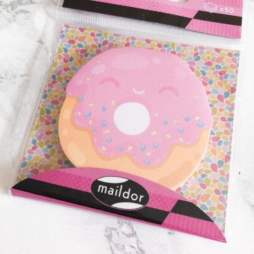 post it donuts