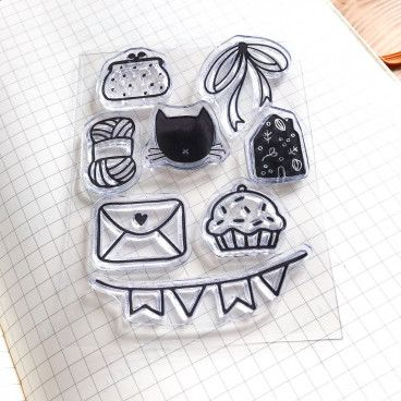 Clear Stamps blogueuse