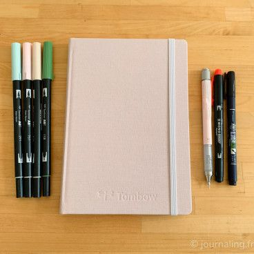 Kit Bullet Journal Tombow
