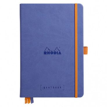 Rhodia Goalbook couverture rigide / Bleu
