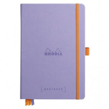 Rhodia Goalbook couverture rigide / Iris
