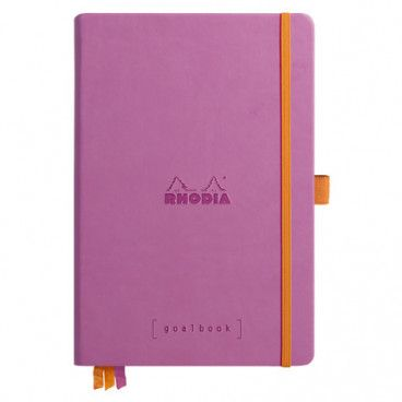 Rhodia Goalbook couverture rigide / Lilas