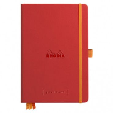 Rhodia Goalbook couverture rigide / rouge