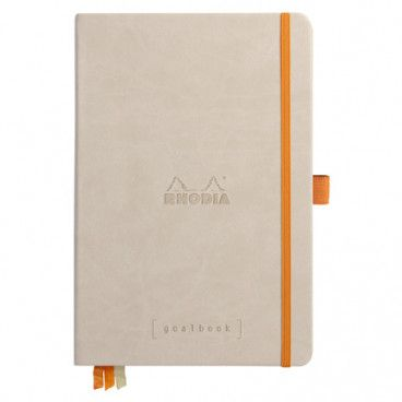 Rhodia Goalbook couverture rigide / Sable