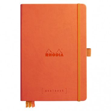 Rhodia Goalbook couverture rigide / Tangerine